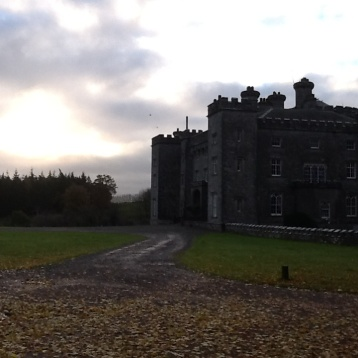 Morning at Slane Castle