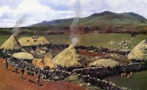 An early celtic farm