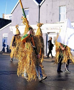 Wrenboys parading on St. Stephens Day in Dingle Ireland (fromhttp://en.wikipedia.org/wiki/St._Stephen's_Day )