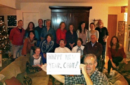 Love and hugs to my wonderful friends back in Labadie Missouri!! Happy New Years to you too!