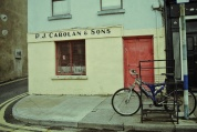 Drogheda Ir.'s original bike shop, over 80 years in this location and still open on occasion