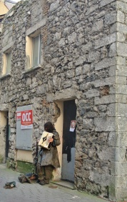 Galway busker