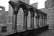 Fore abbey Ireland