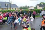 Dancing at the crossroads, Co. Meath Ireland