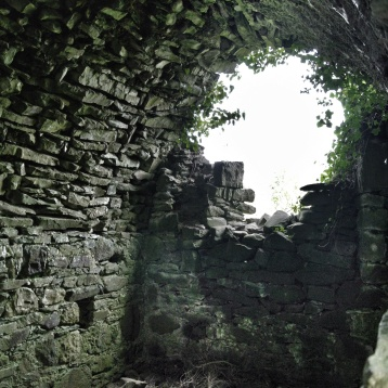 Rectory ruins Gornonstown Co. Meath