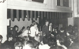 The Rolling Stones plying the Crawdaddy Club on Eel Pie Island