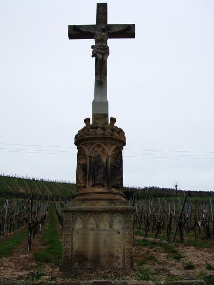 Faith makes the wine