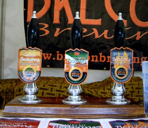 The BEST ale to be found in Wales and the Marches! Smooth, aged to perfection and with a selection to please everyone! http://www.breconbrewing.co.uk/the-beers/