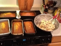 Pumpkin bread for the masses