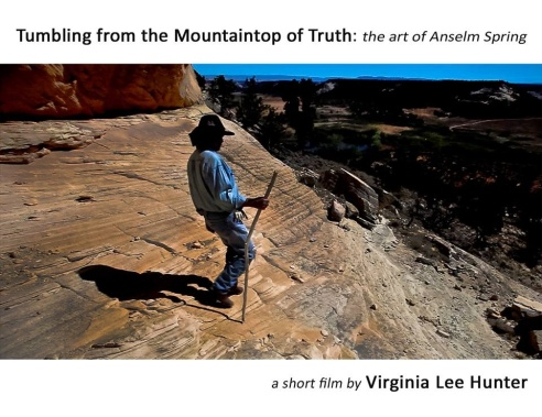 A new documentary short by Virginia Lee Hunter, beautiful and inspiring both visually and intellectually.