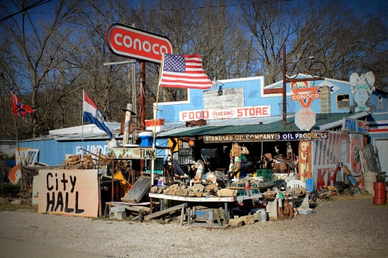 When cruising through the Arcadia Valley on Hwy 21 keep your eyes peeled for this shopping gem of wonder and amazement.