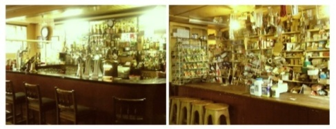 Foxy Johns Hardware/Pub, just an amazing place to say youve had a pint!