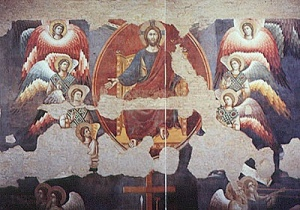 Cavallini's Last Judgement. CREDIT in attached link.