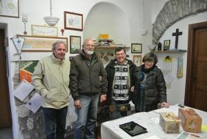 Viterbo's pilgrims of inspiration.