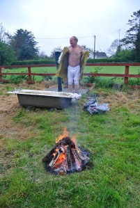 An Irish Tinker's spa