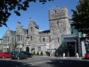 The luxurious Clontarf Castle